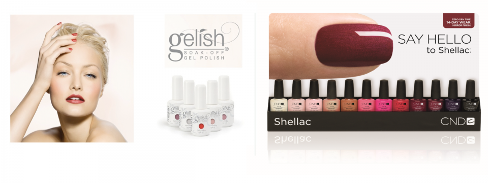 Gelish Cnd Slider